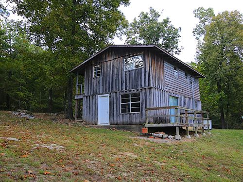 Country Home For Sale in The Ozarks : Ravenden : Sharp County : Arkansas