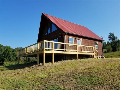 River View Country Home Cabin 6.5 : Linden : Perry County : Tennessee