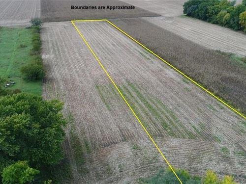 2.3 Acres Vacant Land Buchanan : Saint Joseph : Buchanan County : Missouri