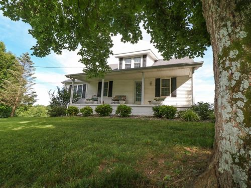 Country Home For Sale in Kentucky : Greensburg : Green County : Kentucky