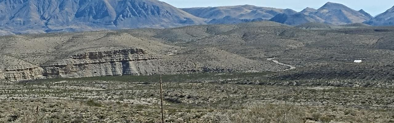 Rag Canyon Ranch : Terlingua : Brewster County : Texas