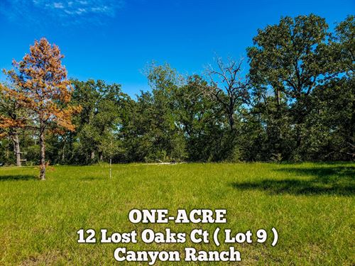 1 Acre In Walker County : Huntsville : Walker County : Texas