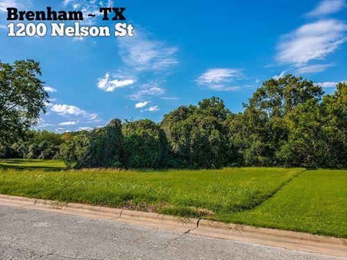 .21 Acres In Washington County : Brenham : Washington County : Texas
