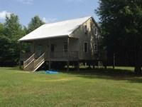 Hardwood Honey Hole : Preston : Neshoba County : Mississippi