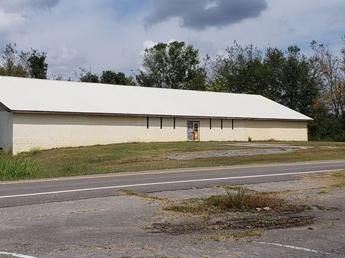 3 Commercial Buildings : Woodville : Jackson County : Alabama