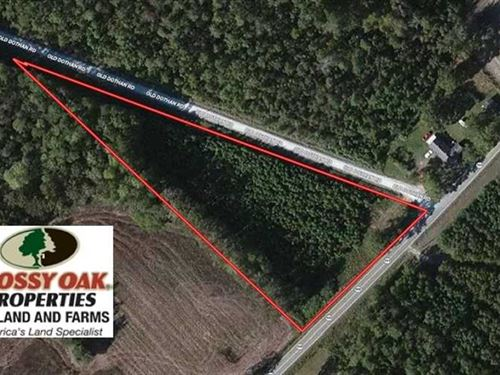 3 Acres of Residential Hunting And : Tabor City : Columbus County : North Carolina
