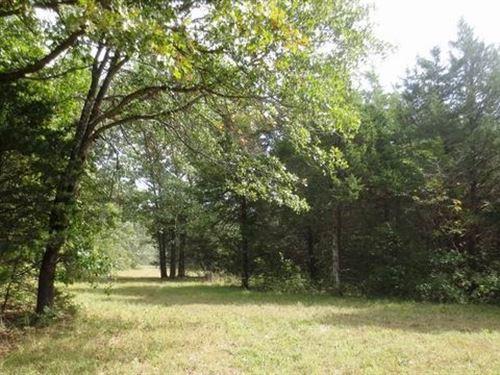 Recreational Land Cedar County : El Dorado Springs : Cedar County : Missouri