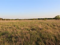Ranch Recreational Land Lamar : Petty : Lamar County : Texas