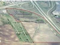 Hwy I35 South/Hwy 60 West, Fariba : Faribault : Rice County : Minnesota