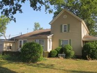 Home, Outbuildings, Improvements : Stockton : Cedar County : Missouri