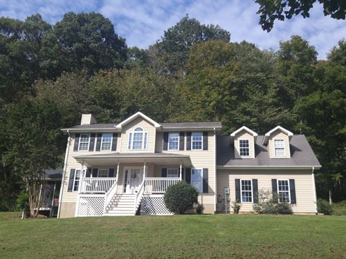 Private Country Home Land Bristol : Bristol : Washington County : Virginia