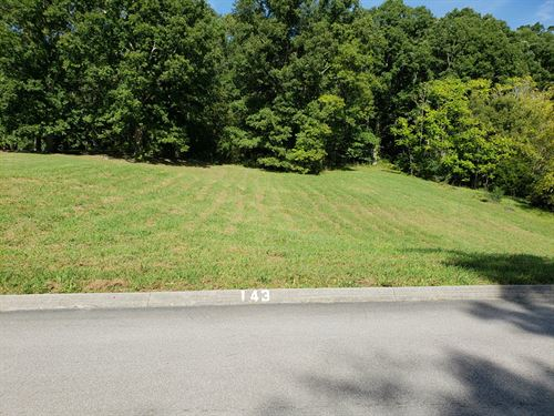 Building Lot In Turners Landing : Russellville : Hamblen County : Tennessee