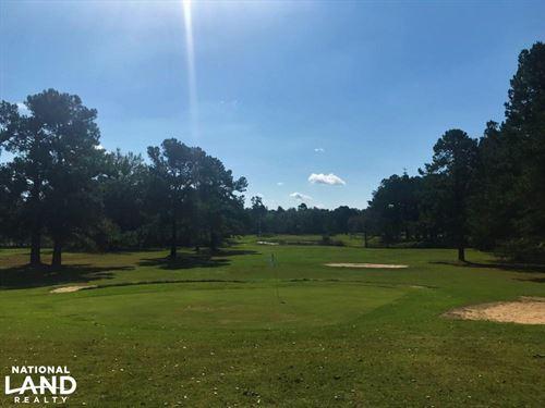 Crestwood Golf Club : Denmark : Bamberg County : South Carolina