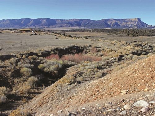 Gravel Mining Business With Land : Mancos : Montezuma County : Colorado