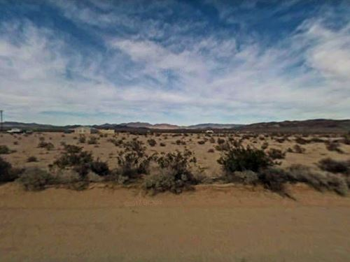 2.12 Acres In San Bernardino County : Twentynine Palms : San Bernardino County : California