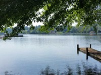 1.1 Acres Lake Hickory Waterview : Taylorsville : Alexander County : North Carolina