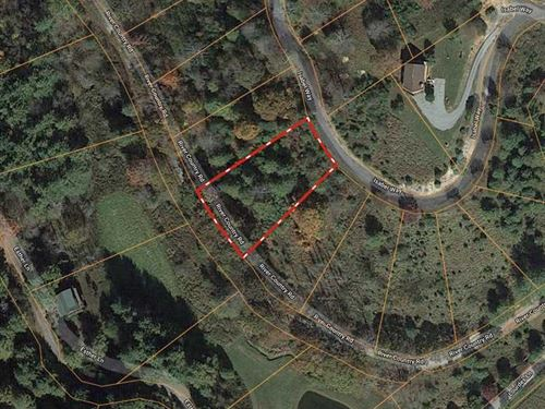 Lot For Sale Piney Creek, NC : Piney Creek : Alleghany County : North Carolina