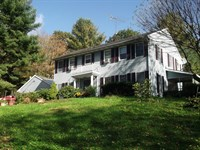 Country Home On 16.37 Acres : Afton : Broome County : New York