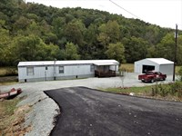 Tn, Country Mobile Home, 2.03 Acres : Waynesboro : Wayne County : Tennessee