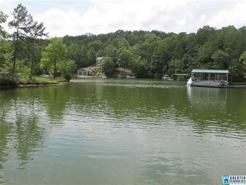 Mild Sloping Lot With Dock : Wedowee : Randolph County : Alabama