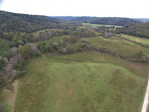Woodruff Rd, 76 Acres : Ray : Vinton County : Ohio