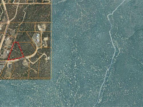 Home Site Country, Just Outside : Dewey-Humboldt : Yavapai County : Arizona