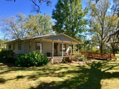 Country Home, Cracker Style- 69.94 : High Springs : Alachua County : Florida
