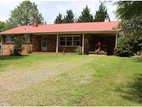 Farm Elkin, Nc, Pasture Land Ranch : Elkin : Surry County : North Carolina