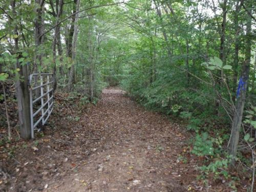 35.37Ac, Creek, Hunting, No Restric : Whitleyville : Jackson County : Tennessee