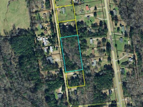 Land Lot In Morgan County : Madison : Morgan County : Georgia