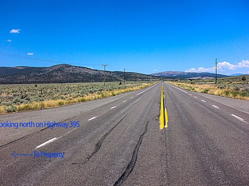 Excellent 20 Ac, Ez Access & Power : Madeline : Lassen County : California