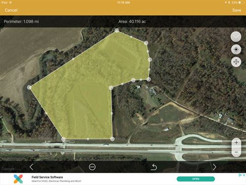40 Acres Just Minutes From Poplar : Poplar Bluff : Butler County : Missouri