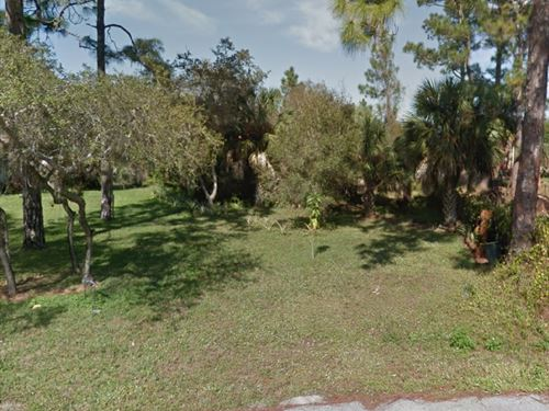 Lee County .50 Acre, I-75 Access : Bonita Springs : Lee County : Florida