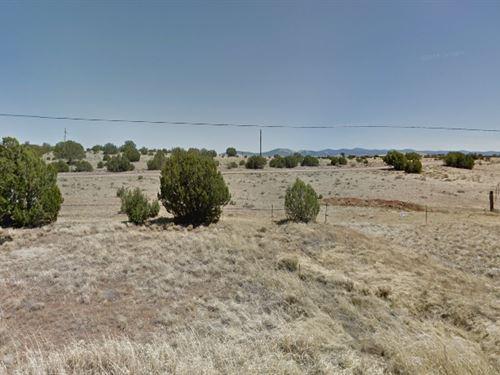 5.06 Acres Property In Apache : Concho : Apache County : Arizona