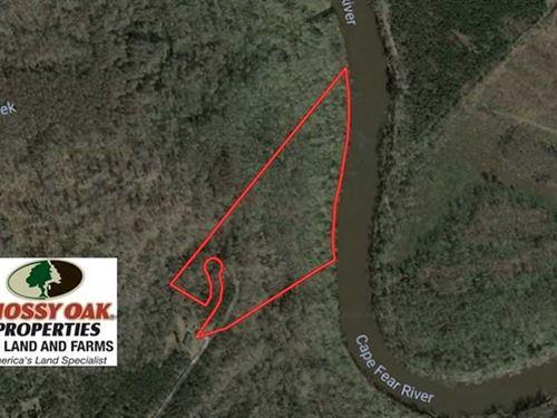 Under Contract, 15.25 Acres of Re : Elizabethtown : Bladen County : North Carolina