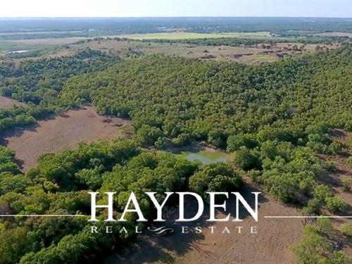 Panaromic View Of Erath County, Tx : Gordon : Erath County : Texas
