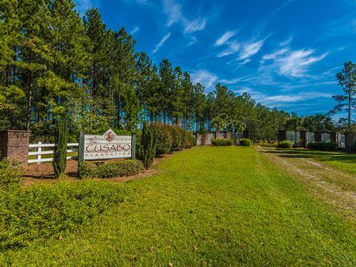 Cusabo Plantation : Yemassee : Hampton County : South Carolina