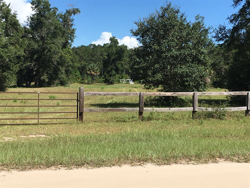 10.48 Ac In Crawfordville : Crawfordville : Wakulla County : Florida