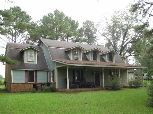 2125 Hamp Lea Road : Magnolia : Pike County : Mississippi