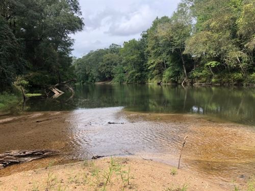 1 Acre On The Bogue Chitto River : Tylertown : Walthall County : Mississippi