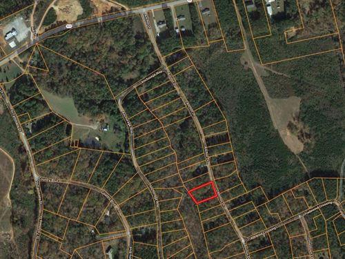 Building Lot Near Lake Gaston, VA : Bracey : Mecklenburg County : Virginia