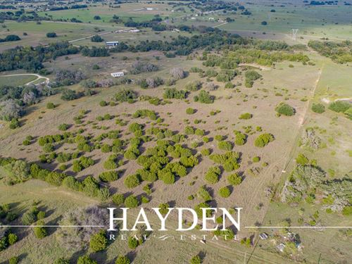 Amazing 44 Acres In Erath County : Stephenville : Erath County : Texas