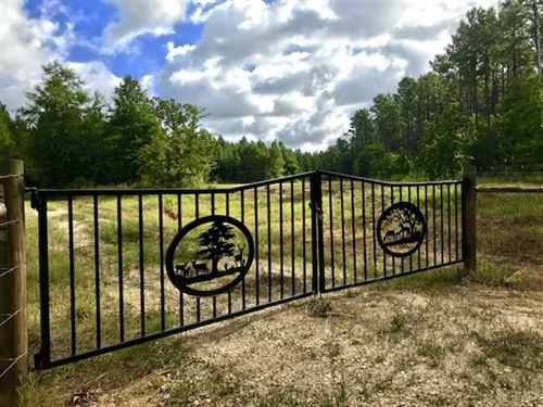 High Quality Hunting Property on : Ratcliff : Houston County : Texas