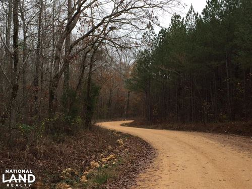 Rock School Road Homesite Timber OR : Harpersville : Shelby County : Alabama