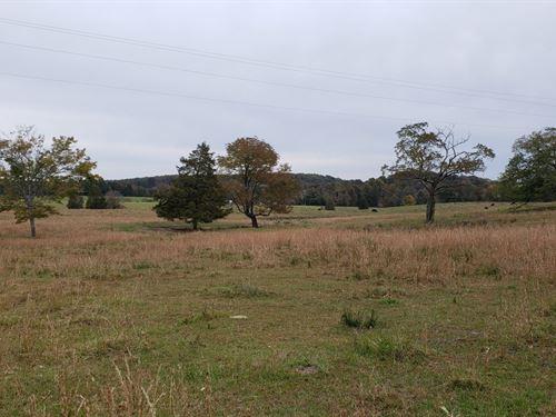 15.3 Acre Farm in Eubank Kentucky : Eubank : Pulaski County : Kentucky
