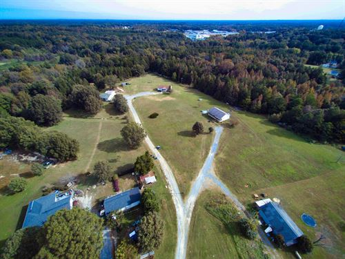 Acreage For Sale in Matthews NC : Matthews : Mecklenburg County : North Carolina