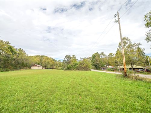 Middlefork Rd, 4 Acres : Rockbridge : Hocking County : Ohio