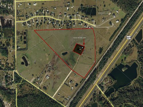 Cow Bird Ln, 37.68 Acres : Callahan : Nassau County : Florida