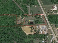 Home on 16 Acres For Sale in Riple : Doniphan : Ripley County : Missouri