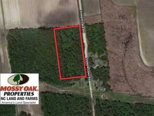 Under Contract, 3.88 Acre Residen : La Grange : Greene County : North Carolina
